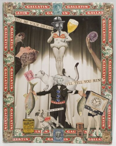 Felipe Jesus Consalvos, 'Tell Me Your Dream', ca. 1920-50