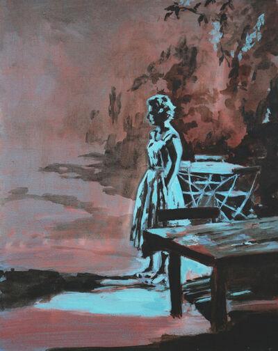 Annette Pugh, 'In The Pale Blue Light', 2016