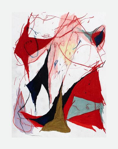 Joseph Hart, 'Awake Portrait', 2021