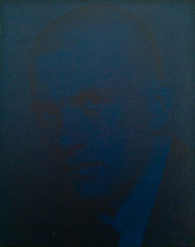 Gottfried Helnwein, 'Fire - Vladimir Mayakovski', 1994