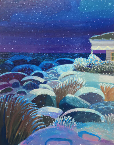Daniel Heidkamp, 'Frozen Waves', 2019