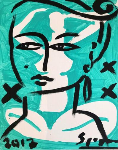 Stefan Szczesny, 'Untitled', 2017