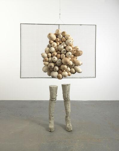Sarah Lucas, 'Nice Tits', 2011