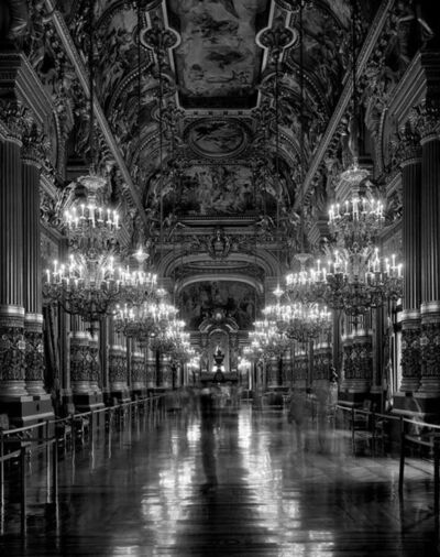 Matthew Pillsbury, 'Le Grand Foyer, Opera de Paris- Palais Garnier (TV08415)', 2008