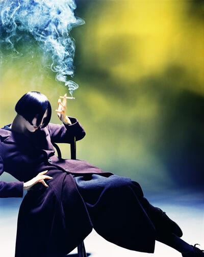 Nick Knight, 'Susie Smoking, Susie Bick for Yohji Yamamoto', 1988