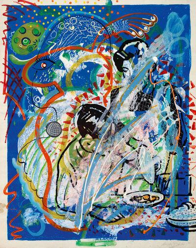Memphis Schulze, 'Muttertag', 1990