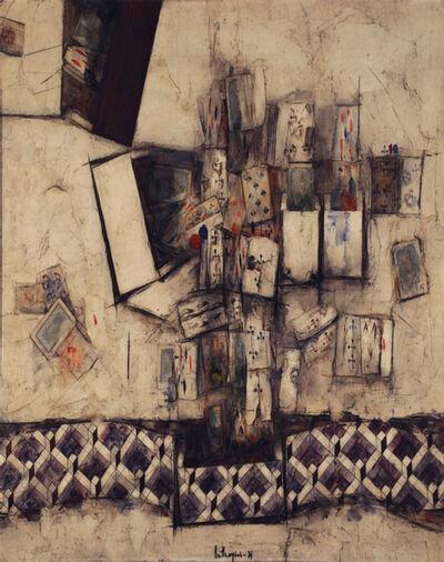 Vladimir Nemukhin, 'Preferance', 1971