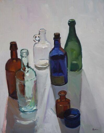 Maryann Lucas, 'Light Through Old Bottles', 2014