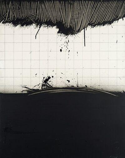 Emilio Scanavino, 'Sotto sopra', 1971