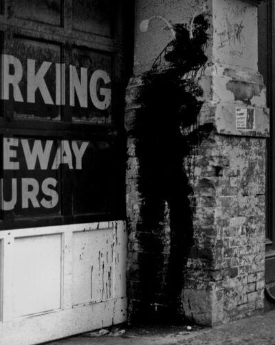 Hank O'Neal, 'Richard Hambleton Shadowman- RKing', 2009