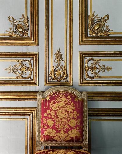 Robert Polidori, 'Salon des jeux de Louis XVI Corps Central - R.d.C.', 2007