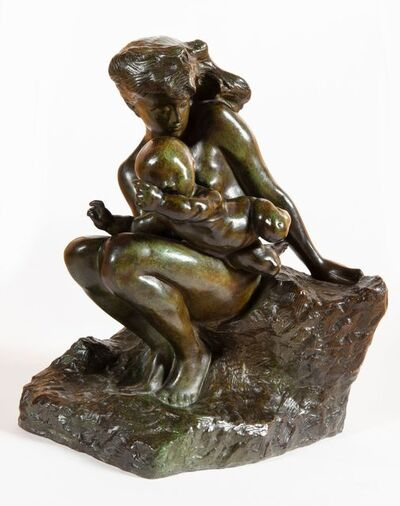 Auguste Rodin, 'L'amour qui passe', ca. 1896
