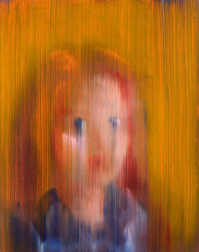 "Barbara Friedman, 'From the ""Head Grid"" Series', 2009-2011"