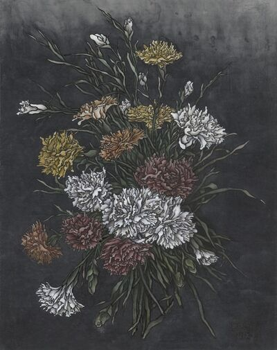 Yang Jiechang 杨诘苍, 'These are still Flowers 1913-2013 No. 3 ', 2013