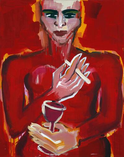 Elvira Bach, 'Es geht nur um Liebe ', 2015