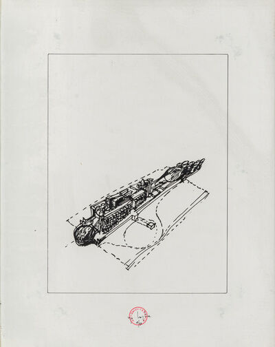 Ugo La Pietra, 'Autoarchiterapia', 1975