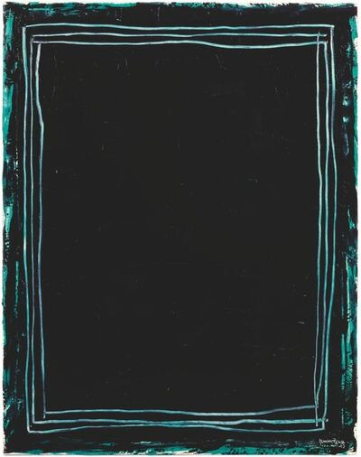 Joan Hernández Pijuan, 'Des de la finestra', 2003