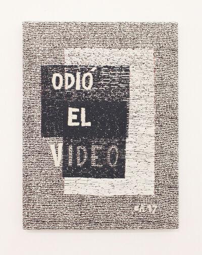 Carlos Arias, 'Odió el video', 2017