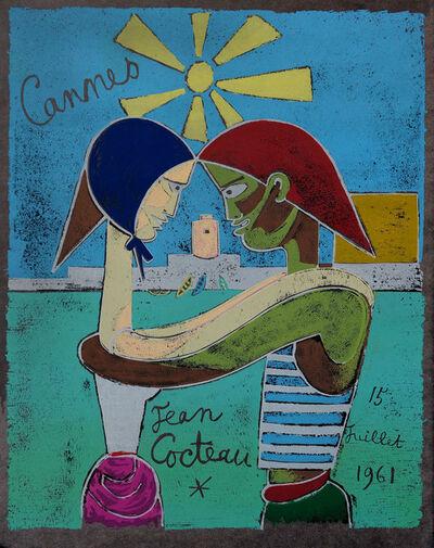 Jean Cocteau, 'Cannes', 1961