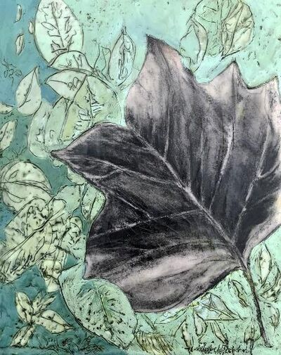 Marcie Wolf-Hubbard, 'Leaves, Leaf', 2019