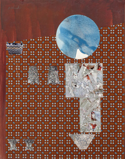 Dorothy Hood, 'Crystals and The Blue World', 1982-1997