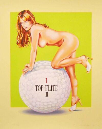 Mel Ramos, 'Top Flite II', 2001