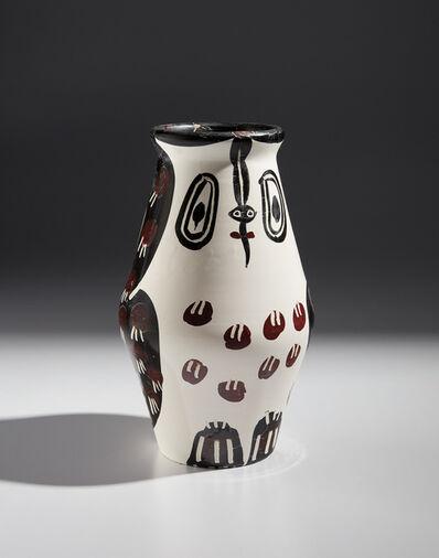 Pablo Picasso, 'Hibou marron noir (Black brown owl)', 1951