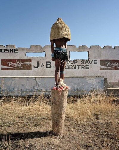 Namsa Leuba, 'Untitled IX, from the series Zulu Kids ', 2014