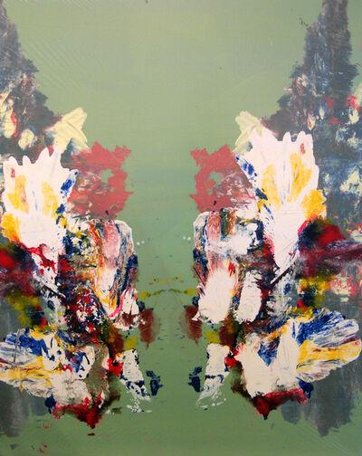 Melissa Dickenson, 'Double', 2015