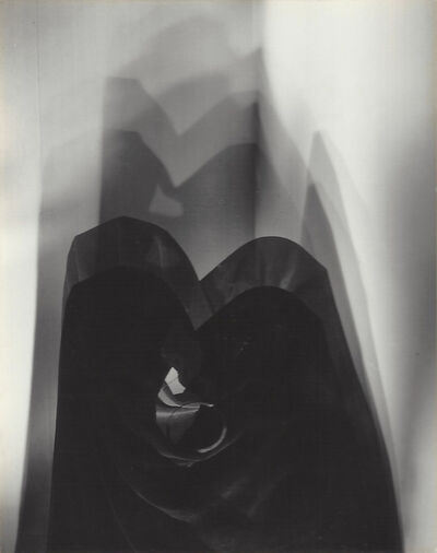 Arthur Siegel, 'Untitled (Black Cloth and Ring)', 1943