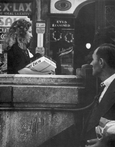 Morris Engel, 'Sweet Evelyn, New York City', 1938