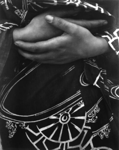 Edward Weston, 'Hands, Mexico', 1924