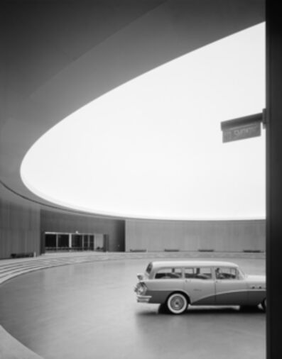 Ezra Stoller, 'General Motors Technical Center, Eero Saarinen, Warren, MI', 1950