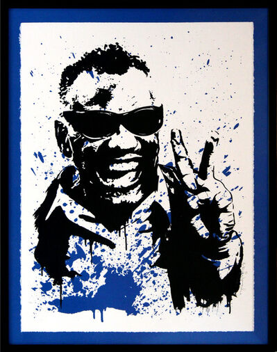 Mr. Brainwash, 'Brother Ray', 2009