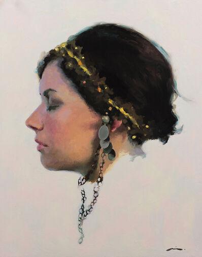 Mia Bergeron, 'Mask 2', 2016