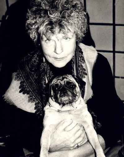 Andy Warhol, 'Andy Warhol, Photograph of Brigid Polk (Berlin) circa 1986', 1986