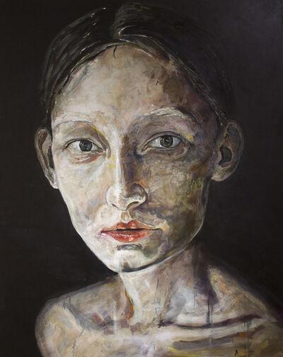 Raiman Rodriguez Moya, 'Retrato de La Niña', 2017