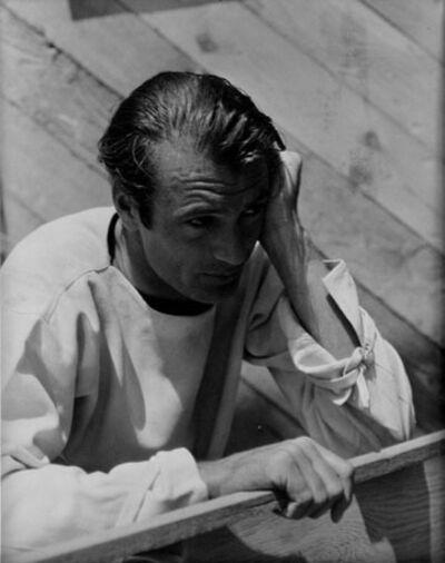 Cecil Beaton, 'Gary Cooper ', 1940-1960
