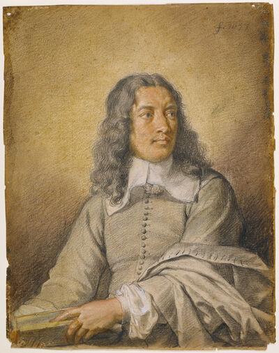 Charles Le Brun, 'Portrait of M. Quatrehomme du Lys', 1657