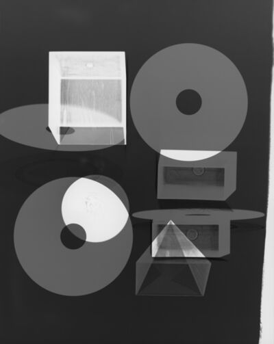 Doug Fogelson, 'Forms and Records BW No. 11', 2014-2015