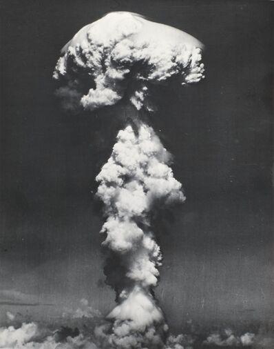 Atomic Bomb Experiment, 'The atomic bomb burst  ', 1946