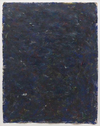 Milton Resnick, 'UNTITLED', 1966