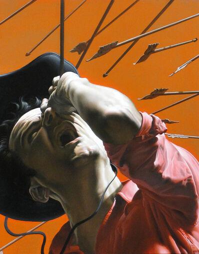 Nicola Verlato, 'Under Attack 2', 2015