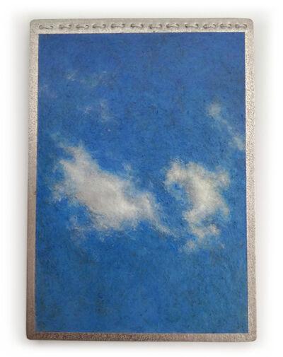 Mielle Harvey, 'Moment of Sky | Large Brooch III', 2016