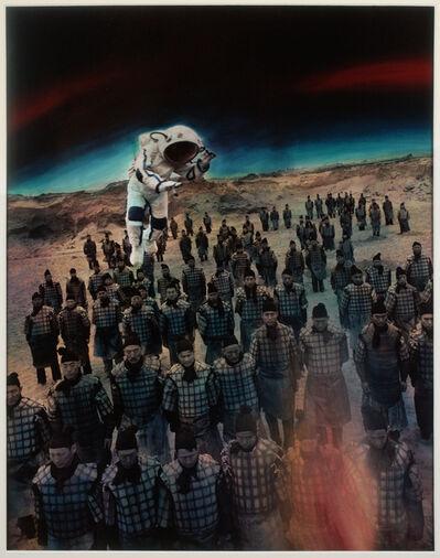 Chen Nong, 'Climbing to the moon', 2011-2012
