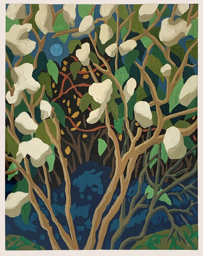 Kevin Wixted, 'White Lilac', 2020