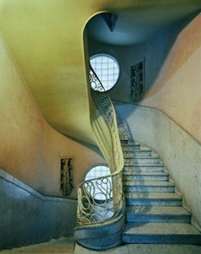 Michael Eastman, 'Deco Stairwell, Havana'