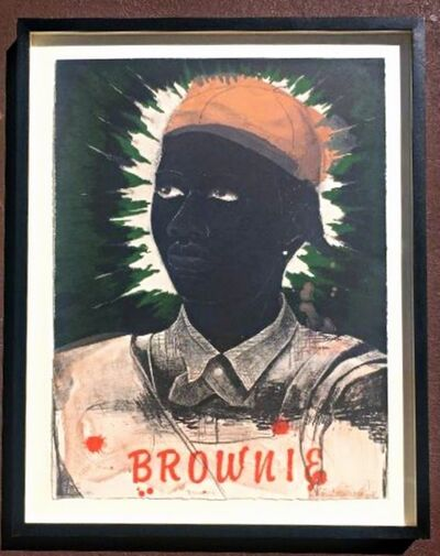 Kerry James Marshall, 'Brownie ', 1995