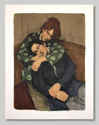 Malcolm T. Liepke, 'In Her Arms', 2001