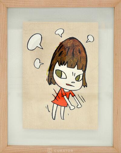 Yoshitomo Nara, 'I Am Pissed', 2010-2020